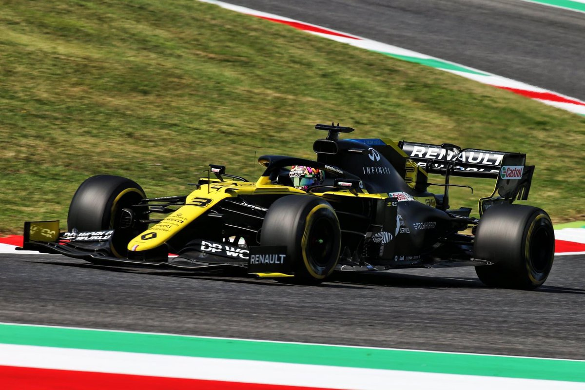 Daniel Ricciardo Took Fourth Place In Mugello We Nearly Took The Podium Richardsamuel888