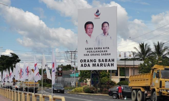Messaging perpaduan ni bagus, nasionalisme bermaruah adalah modal yang tepat. Selamat maju jaya saya ucapkan kepada rakan2 di Sabah.