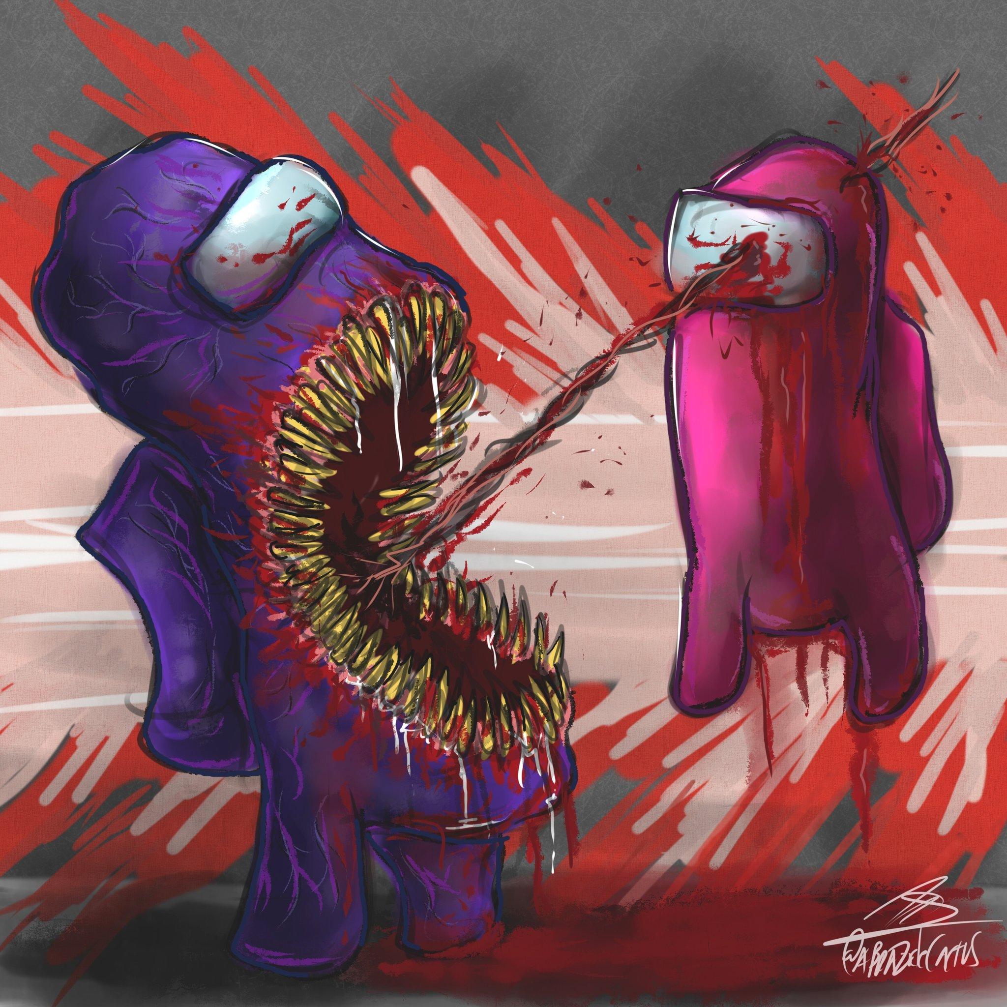 НŒðšð«ðœð®ð¬ð¬ Art Commissions Open On Twitter The Impostor Among Us Fanart Myart Draw Drawing Illustration Digitalart Digitaldrawing Digitaldraw Amongus Amongusgame Amongusfanart Https T Co Zpvtqikzae