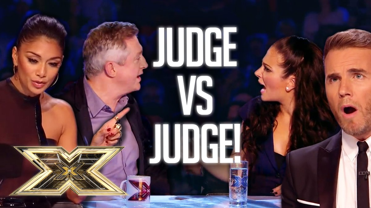 It's safe to say our Judges don't always see eye to eye... But we all love a bit of Judge drama don't we?😆  So buckle up, it's gonna be a bumpy ride!🙈  >> https://t.co/PF8ruxgbjd  #XFactor https://t.co/NBGhEmmqyn