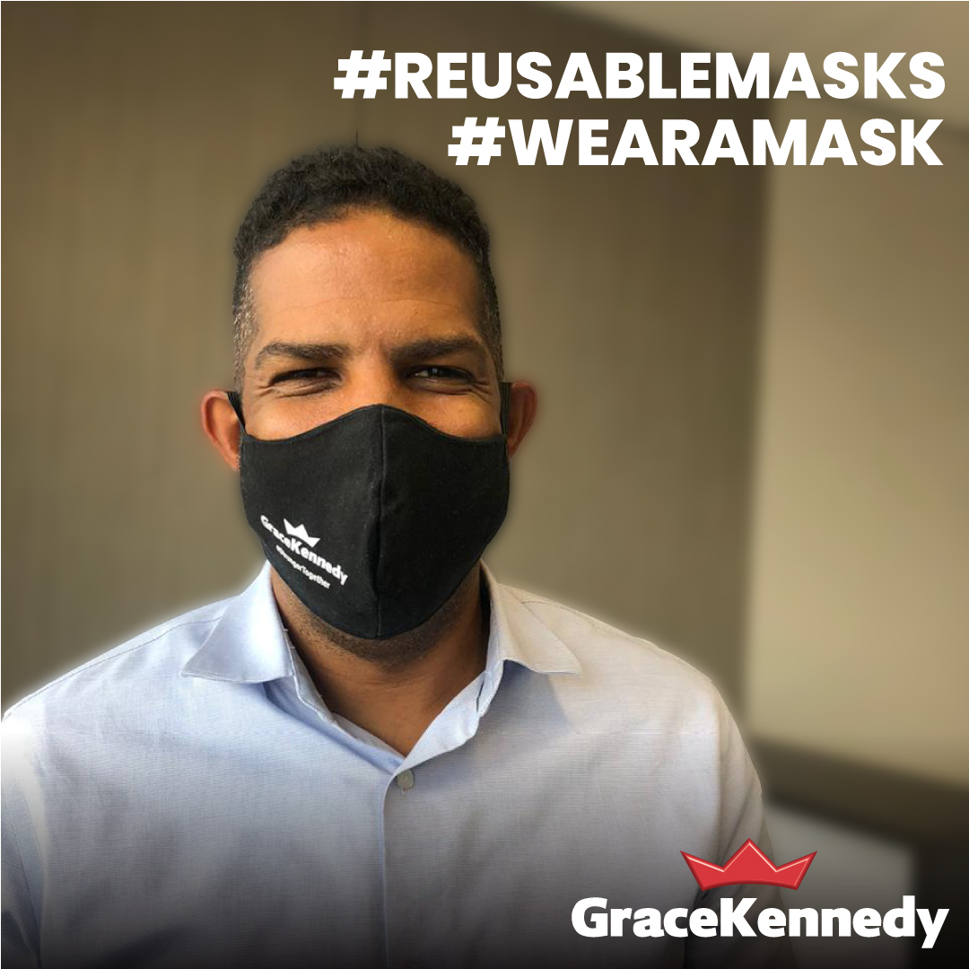 Face masks are important for stopping the spread of COVID-19, but disposable masks generate a lot of waste. Where possible, use a reusable mask instead. Don't forget to wash it regularly!  #StaySafe #BeatCOVID19 #JaCOVID19 https://t.co/NtyG8y4pjp