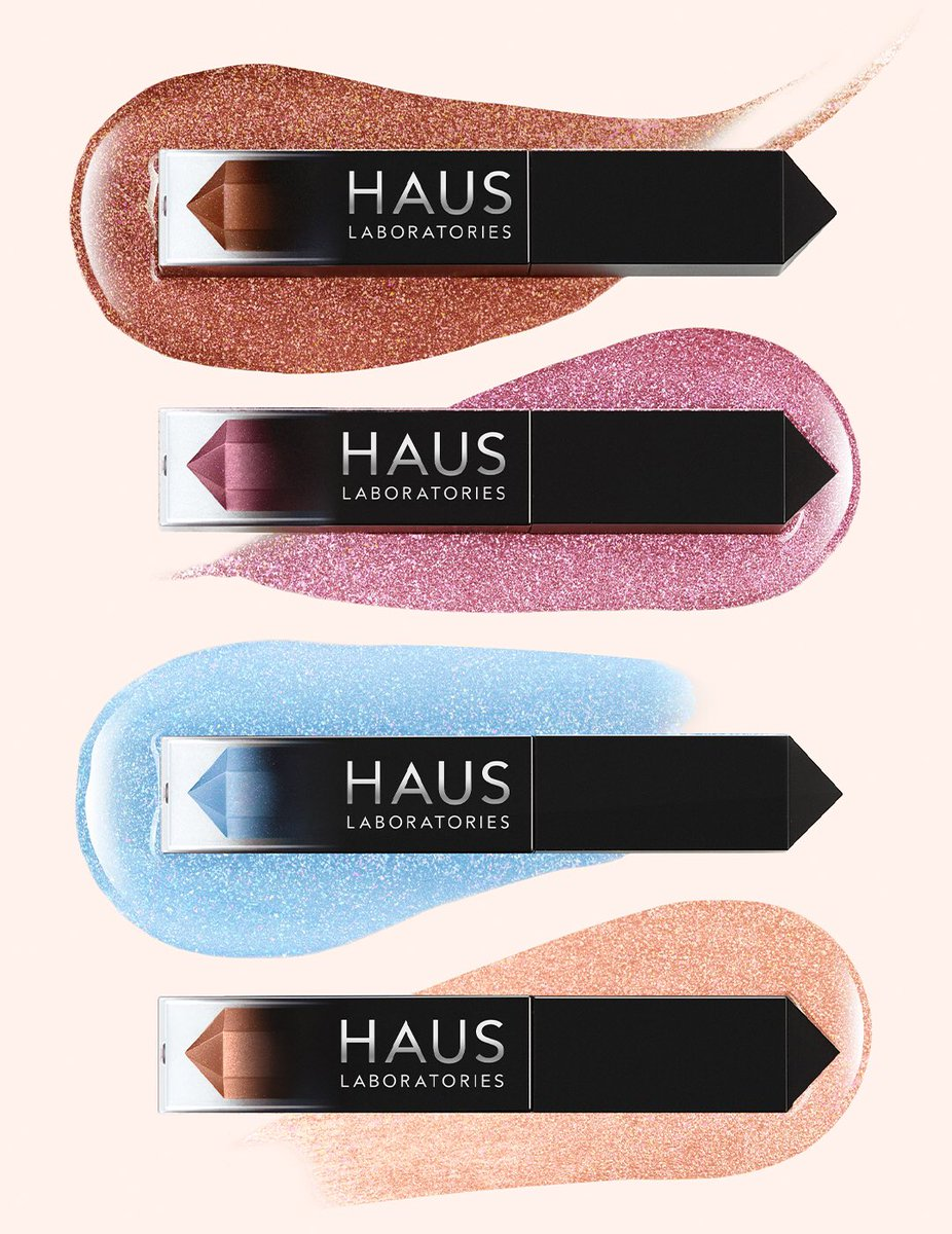 For me, makeup is a ceremony of self love. xx LG Newest to the HAUS, top to bottom: ✨FROZÉ BRONZÉ (Bronze with Pink + Gold Pearl) ✨CRYSTAL REMEDY (Violet with Pink Pearl) ✨BLUE JEAN DREAM (Pastel Blue with Multi-Color Pearl ✨STARLIGHT (Pink Nude with Multi-Color Pearl)