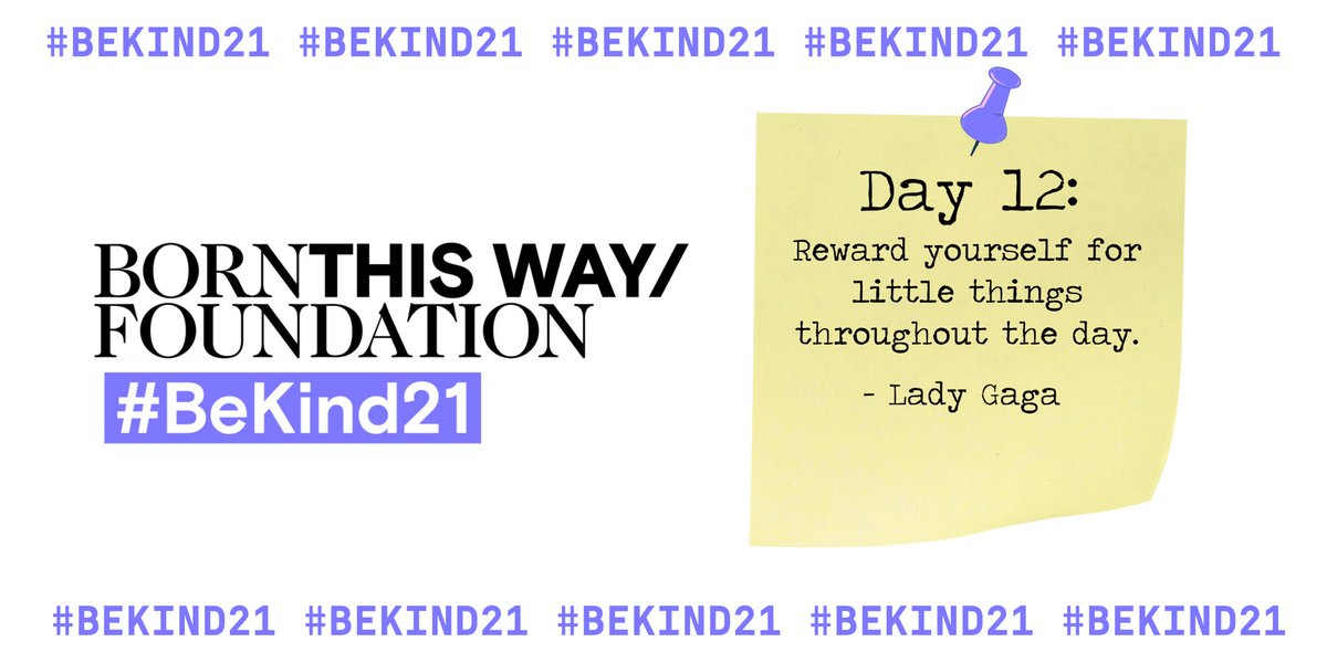 #BeKind21 @BTWFoundation 🎁 https://t.co/Xz5BXCa9Ct