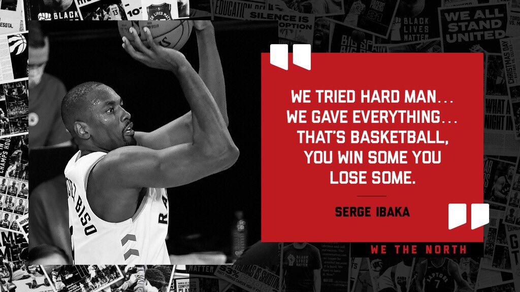 End of season thoughts from @sergeibaka https://t.co/fAzoWGczmp