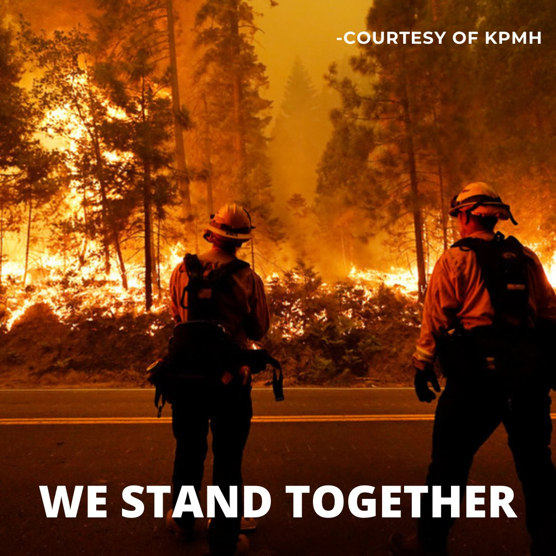Our heart is with all the families and businesses that have been impacted by the #CreekFire. We're in this together and will get through it together. Please stay safe, practice social distancing, and wear your mask to protect from both smoke and COVID-19. https://t.co/BHs1HKBUra