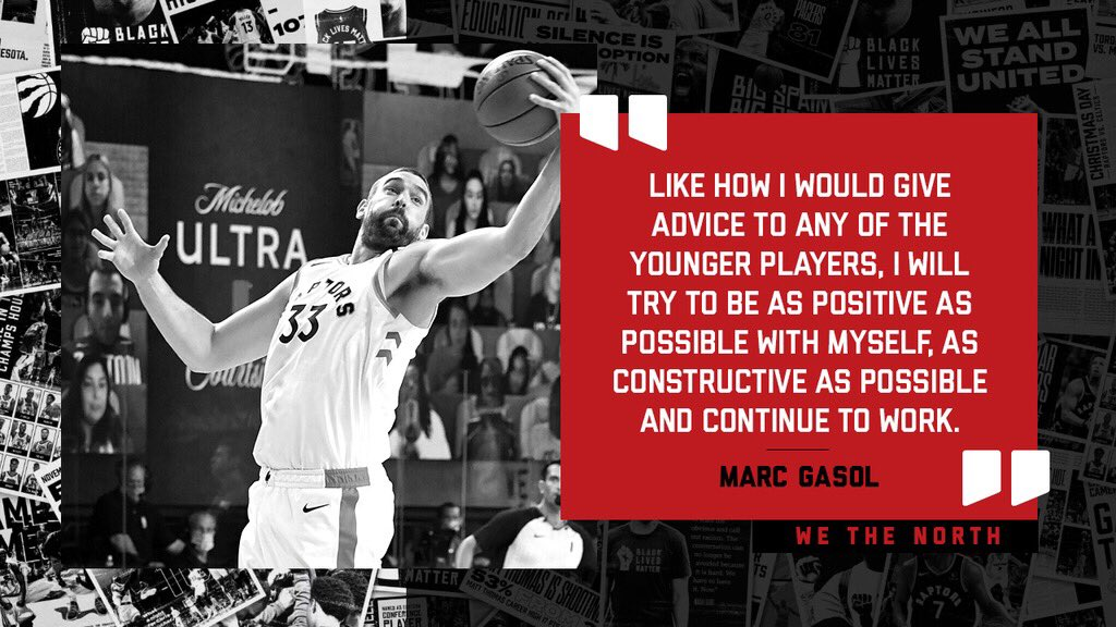 End of season thoughts from @MarcGasol https://t.co/n2wrhUvsnc