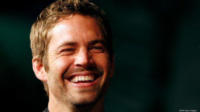 Happy birthday Paul Walker! We miss this smile