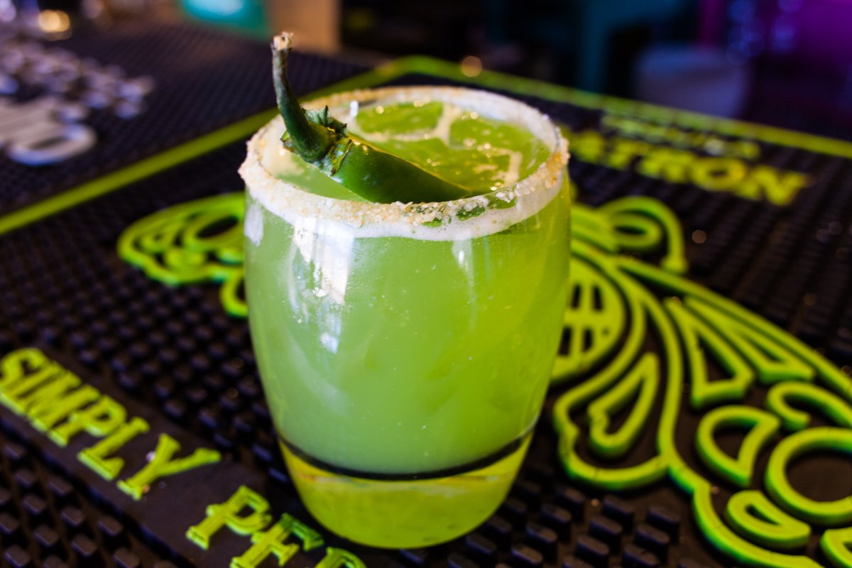 Spice up your weekend with this delicious Norteño Margarita recipe from Santa Fe's Coyote Café! 😋 #NewMexicoTrue  📺 : https://t.co/Z1XAQnrYRa https://t.co/UuJXoIY1pG