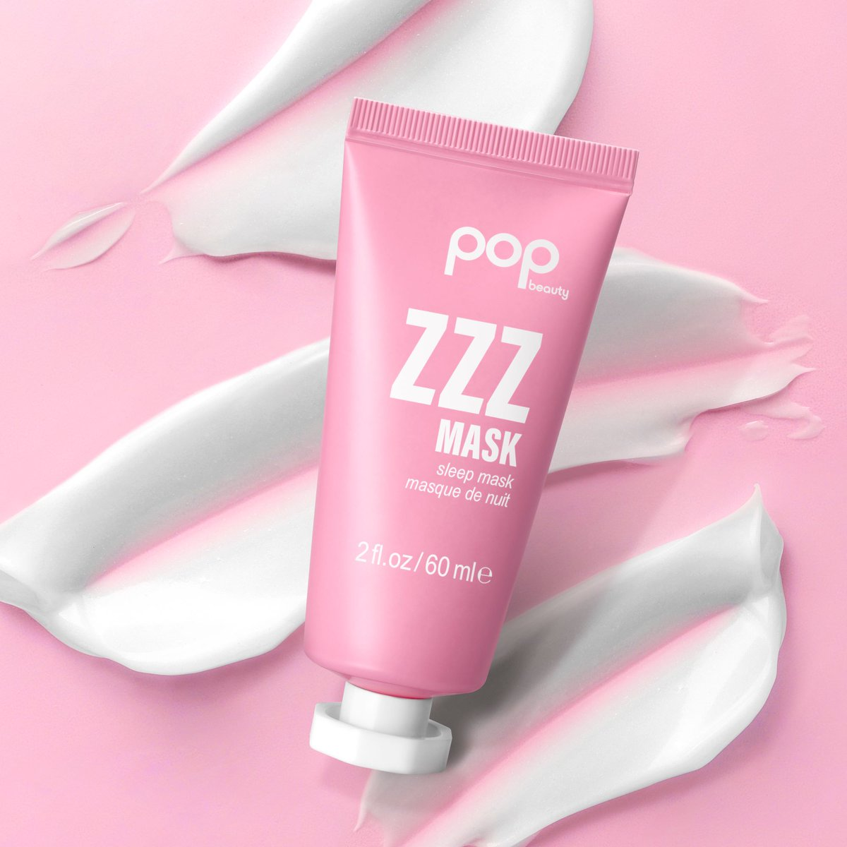 You might be running on zero sleep, but ZZZ Mask will have you looking like you got a full 8 hours and just woke up like this. 💜  #POPbeauty #ZZZMask https://t.co/6bU2XAXVj9