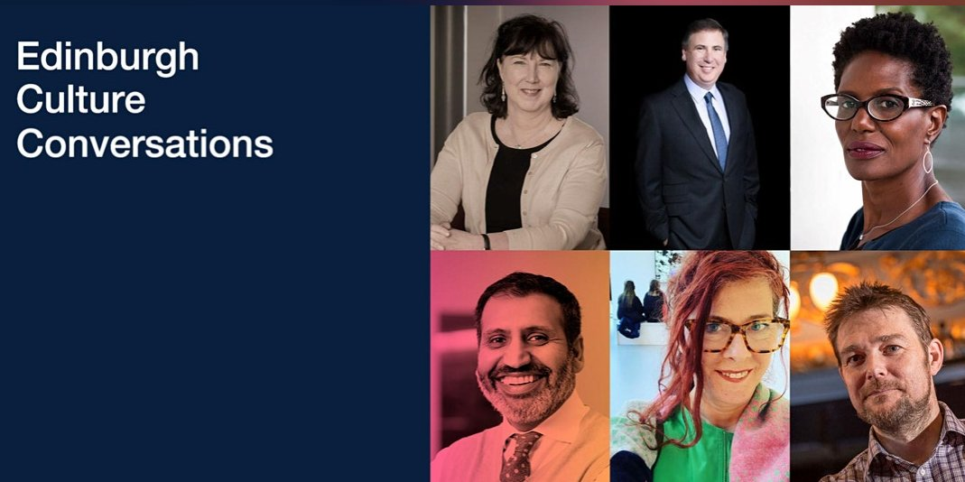 So excited to have  @DavieGreig @culturechap @lesleymcara1 @SmunroMccall Amanda Palmer, director of @IncArtsUK1 @jeffreysharkey discussing how arts and creativity can contribute towards a sustainable future. TONIGHT at 6pm.   https://t.co/QEZ2JiVf39 #uoecultureconversations https://t.co/a7AFHVlsYH