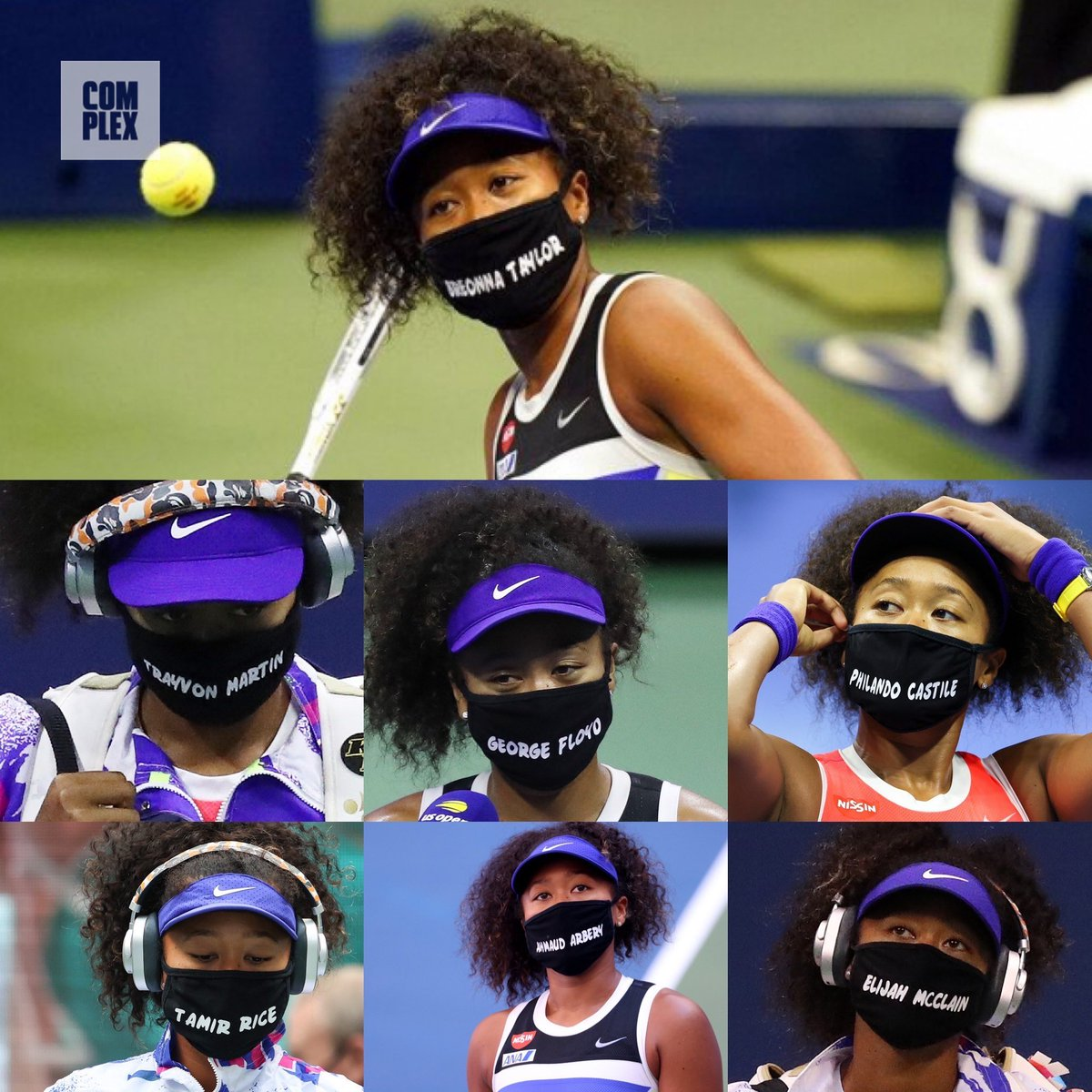 Kind of emotional about Naomi's win. Black women are trying to heal themselves, their families, their communities, and are still expected to show up and serve as an inspiration all while fighting everyday to prove that we deserve better. We salute you @naomiosaka. #USOpen https://t.co/1ZmSELmtp8