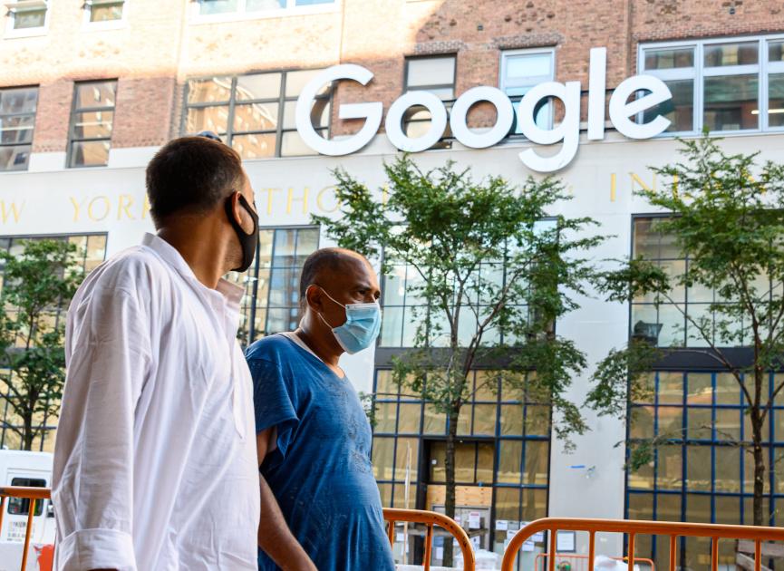 A dozen states might join the DOJ's antitrust lawsuit against Google