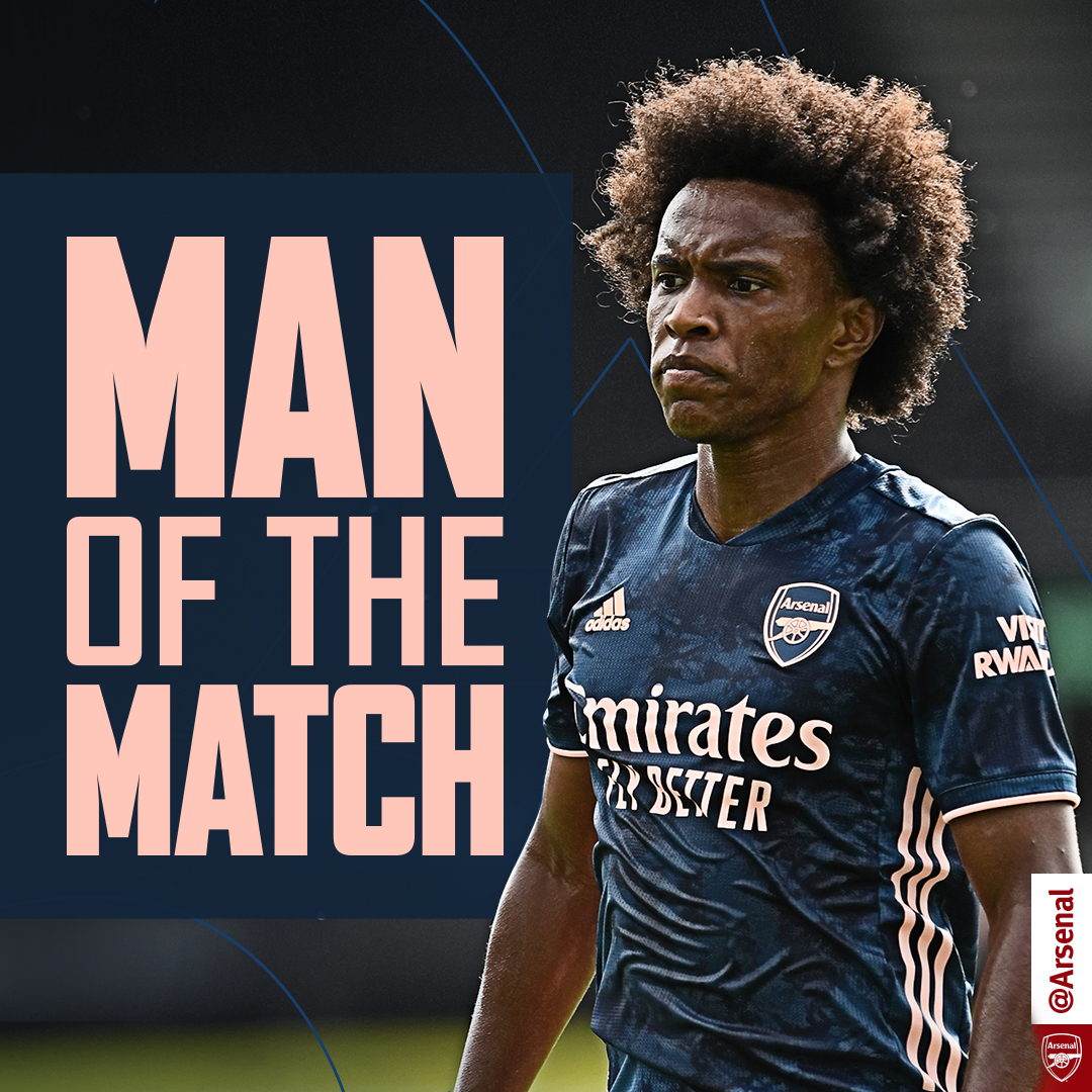 You voted him as your man of the match in today's game...  ...congratulations, @WillianBorges88! 🏆  #FULARS