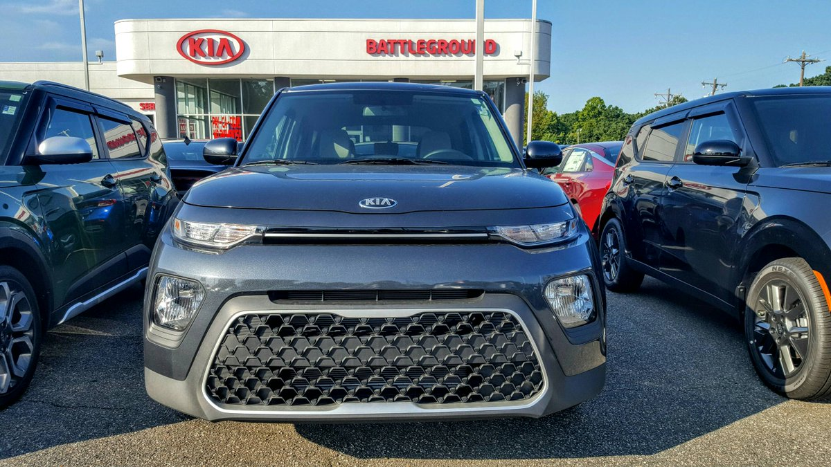 2021 Kia Soul GRAVITY GRAY   https://t.co/waw5zMmfXJ  #WelcomeToTheFamily #Kia #KiaTelluride #Telluride #NewCar #Sales #SUV #BattlegroundKia #Greensboro #KiaSoul #Soul #Sorento #Optima #Sportage https://t.co/4wzKKShC9Y