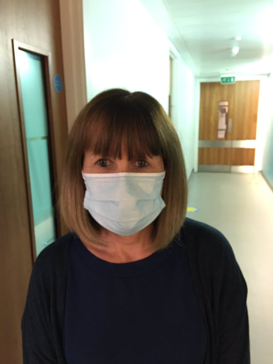 It's very important that all of us @NHSBartsHealth remember to wash our hands, wear a mask and socially distance. These infection control measures save lives. Thank you 🙏 https://t.co/6TT87BE0rq