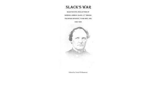 "• ""Slack's War"": Insightful, opinionated, and amusing commentary on War, Women, and Politics. Unabridged letters to his wife, Ann, 1862-1865. #Books. https://t.co/17qEp5njFD; https://t.co/VnhK1TrLf5; https://t.co/zrOm7jTUaf https://t.co/ipa0R3Sjfk"