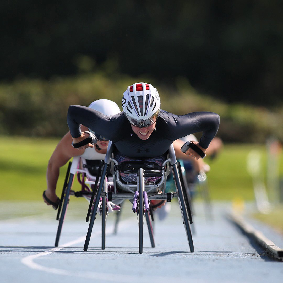 1️⃣ meet, 1️⃣ day, 4️⃣ new personal best times! ⏱😱 Unfortunately the meet wasn't @ParaAthletics sanctioned so the times won't stand as World Records, but to go under the 100m, 200m, 400m and 800m World Records is one day is definitely not what I expected this year! https://t.co/feSCay0q7N