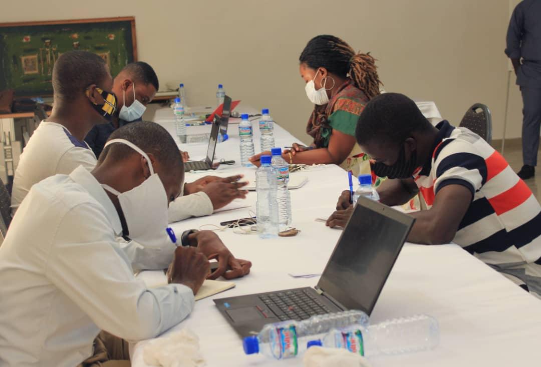 Plusieurs ateliers ont permis de présenter les réalisations mais aussi d'identifier les leviers pour faire mieux : rester focus; viser l'impact; renforcer la collaboration et être bienveillant et exigeant https://t.co/E4j8eYbRNj
