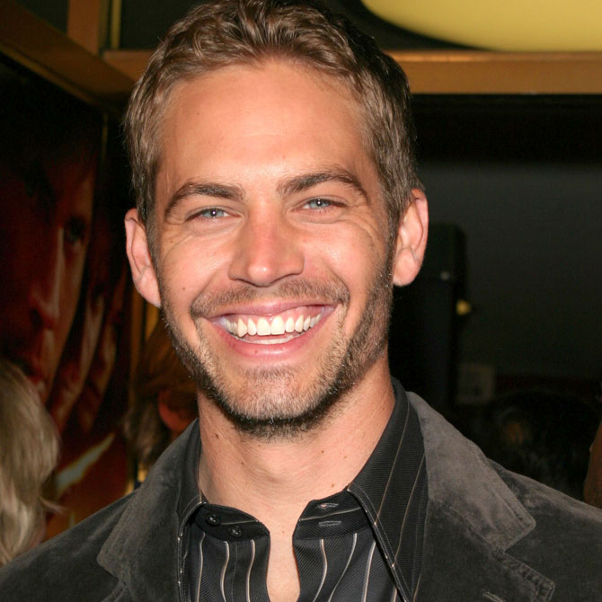 Happy birthday, Paul Walker. I miss him. His smile was perfect.