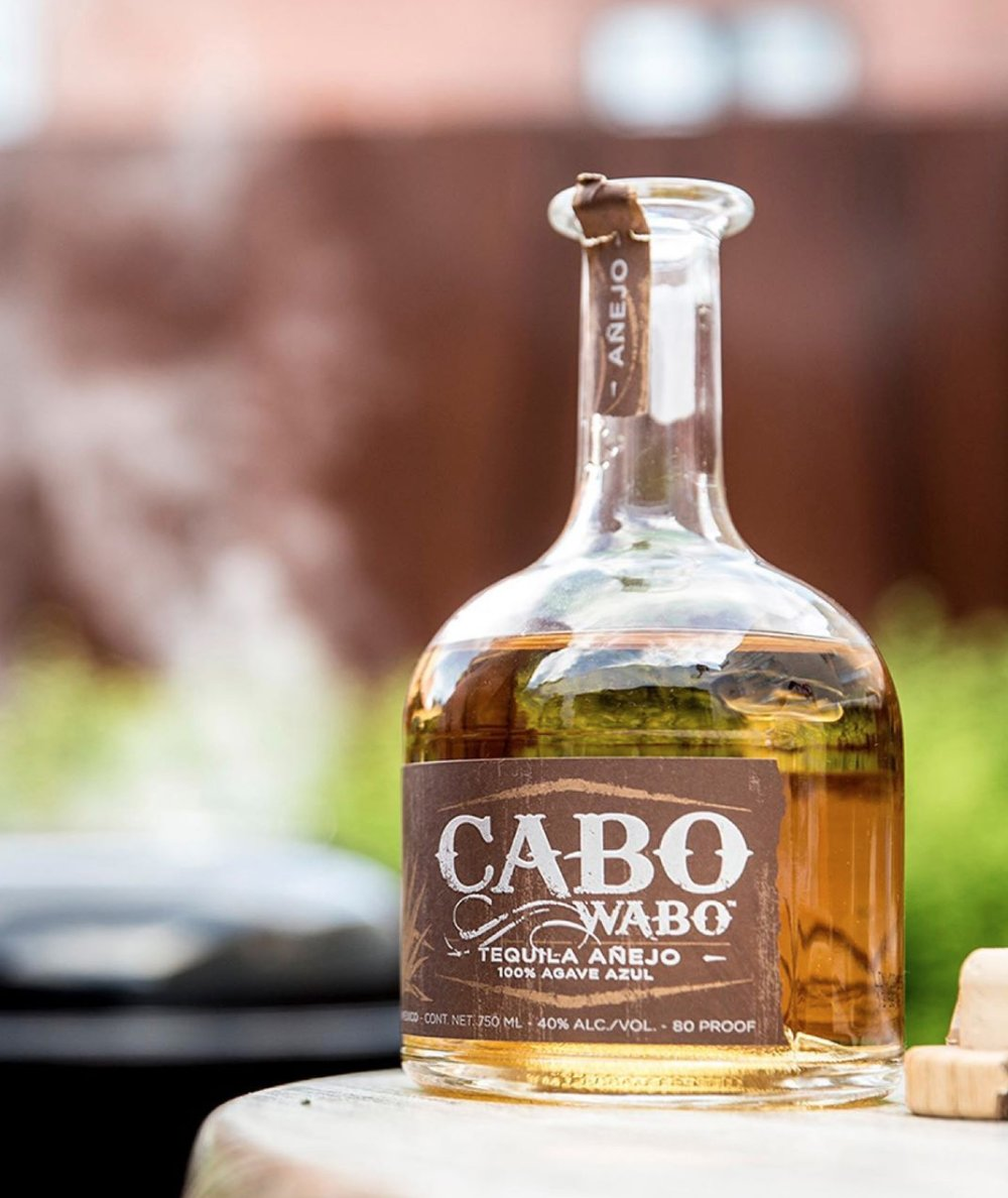 The best things come with time. Just like @cabowabotequila Añejo Tequila. https://t.co/z7u7TbVYic