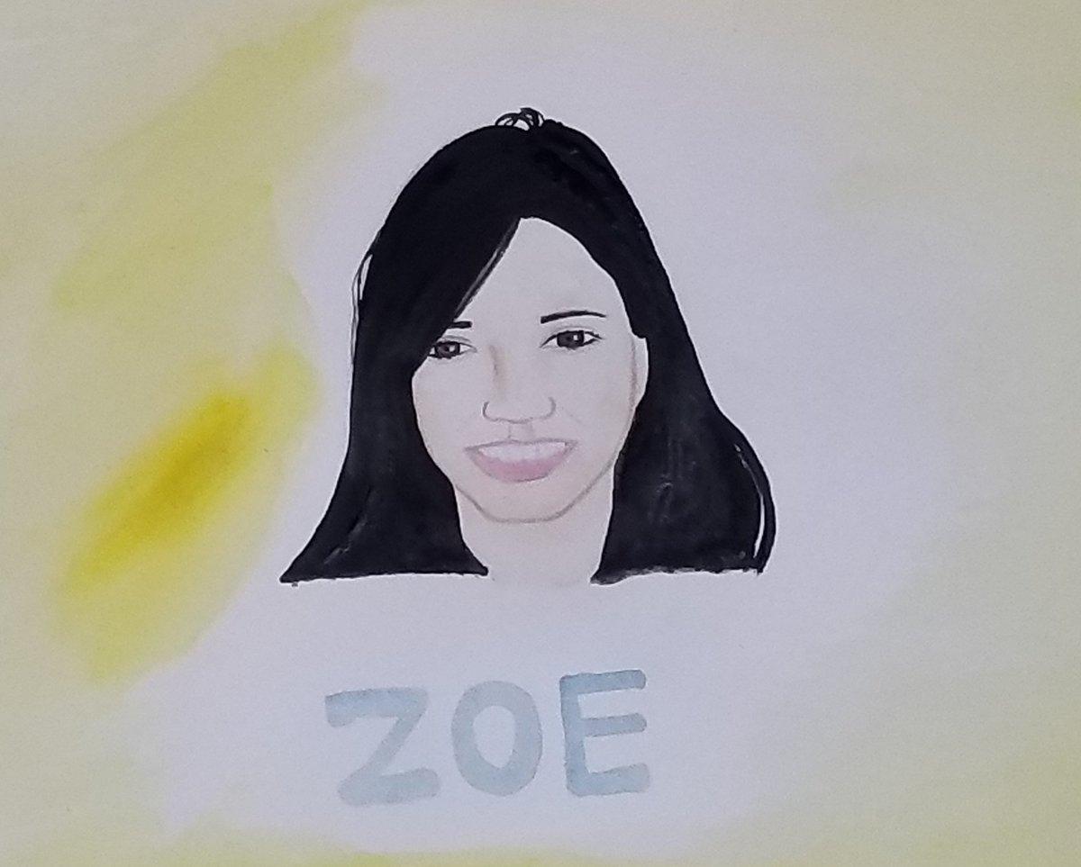 Zoe Martinez 🌹 Aquarelle Arches 10×14 140 lb Hot Press #Watercolor #Watercolour #Aquarelle #WatercolorArt #watercolorpainting #Painting #Painter #Peinture #Paint #tableaux #Drawing  #Erotica #Dessiner #Dessin #ArtIsLife #Art #Portraits #Beauty #Beautiful #Belle #LatinaBeauty 🥀 https://t.co/LvjAbKLt1Z