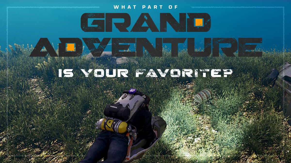 Season 10 brought back some old feature favorites in Grand Adventure! 🚤   What part of Grand Adventure is your favorite? Let us know!  #RingOfElysium #PlayROE https://t.co/QLGS7jf7Nd