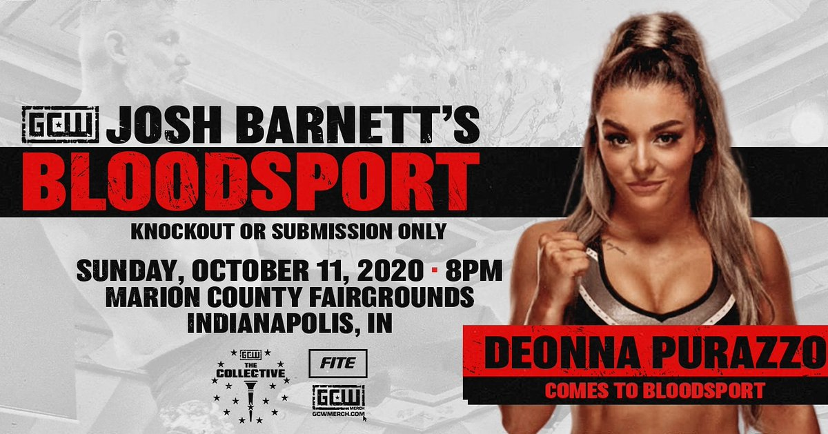 Impact Knockouts Champion Announced For Josh Barnett's Bloodsport