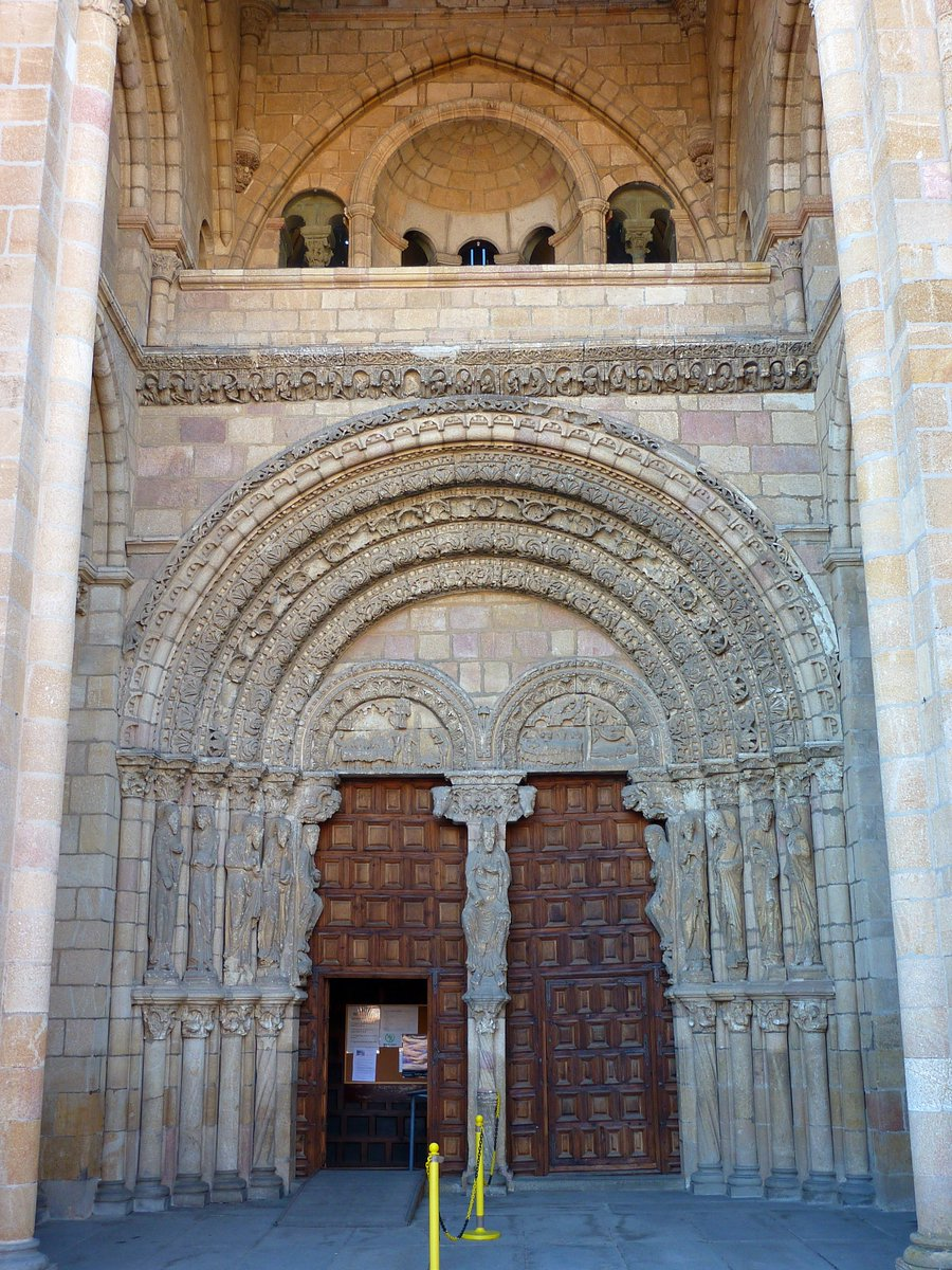 Architecture Of Spain On Twitter World Heritage Romanesque Basilica Of San Vicente Avila This One Of The Best Example Of Romanesque Architecture In Spain Avila Romanesque Spain Worldheritage Https T Co Dlip2g8ycg