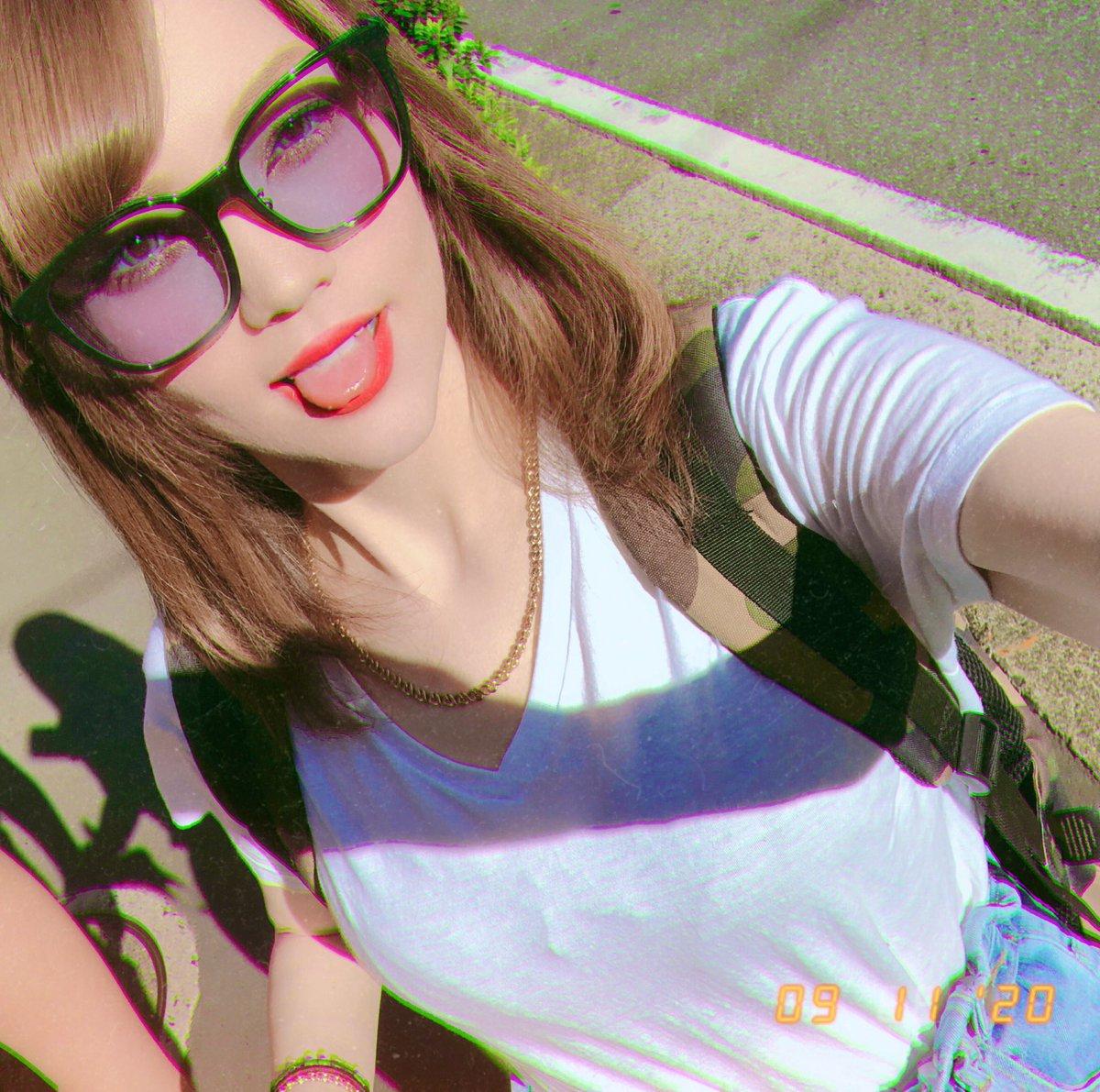 一昨日のお散歩デイ💕😌 #なとぅ #ご近所 #ぶらりひとり旅 https://t.co/uXoAlp8CCw