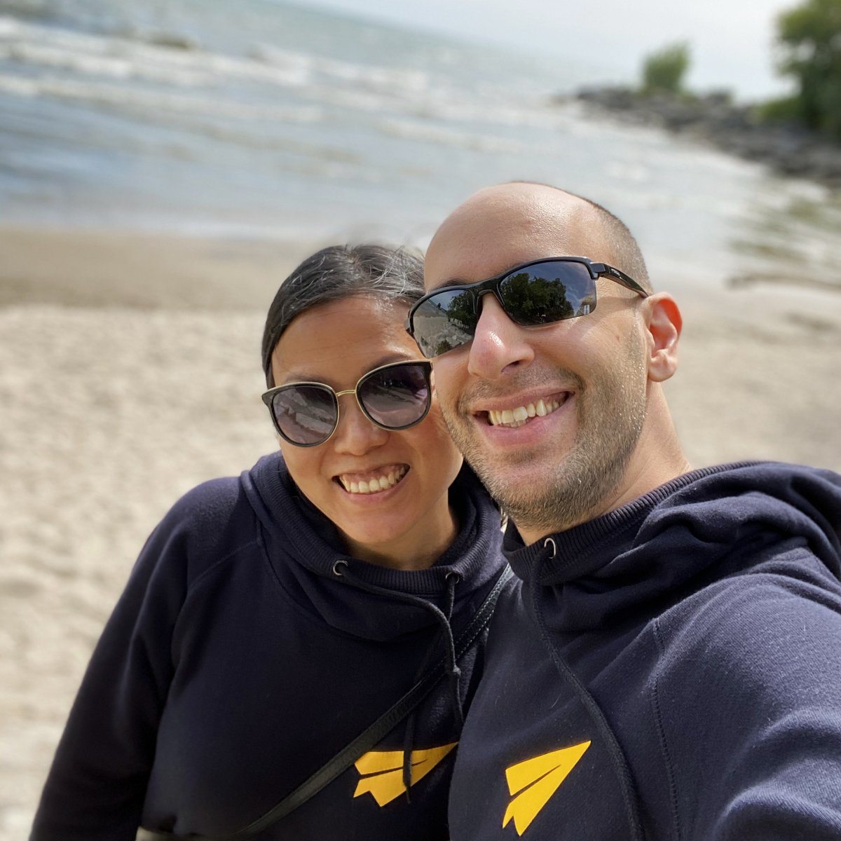 If you find someone who supports you no matter what, hang on to them with everything you've got. None of what I do and what you see is possible without the love, care, and endless support of my wife Nina - I love you! If you love Nina too, let her know in the comments below! https://t.co/63khXvzPxf