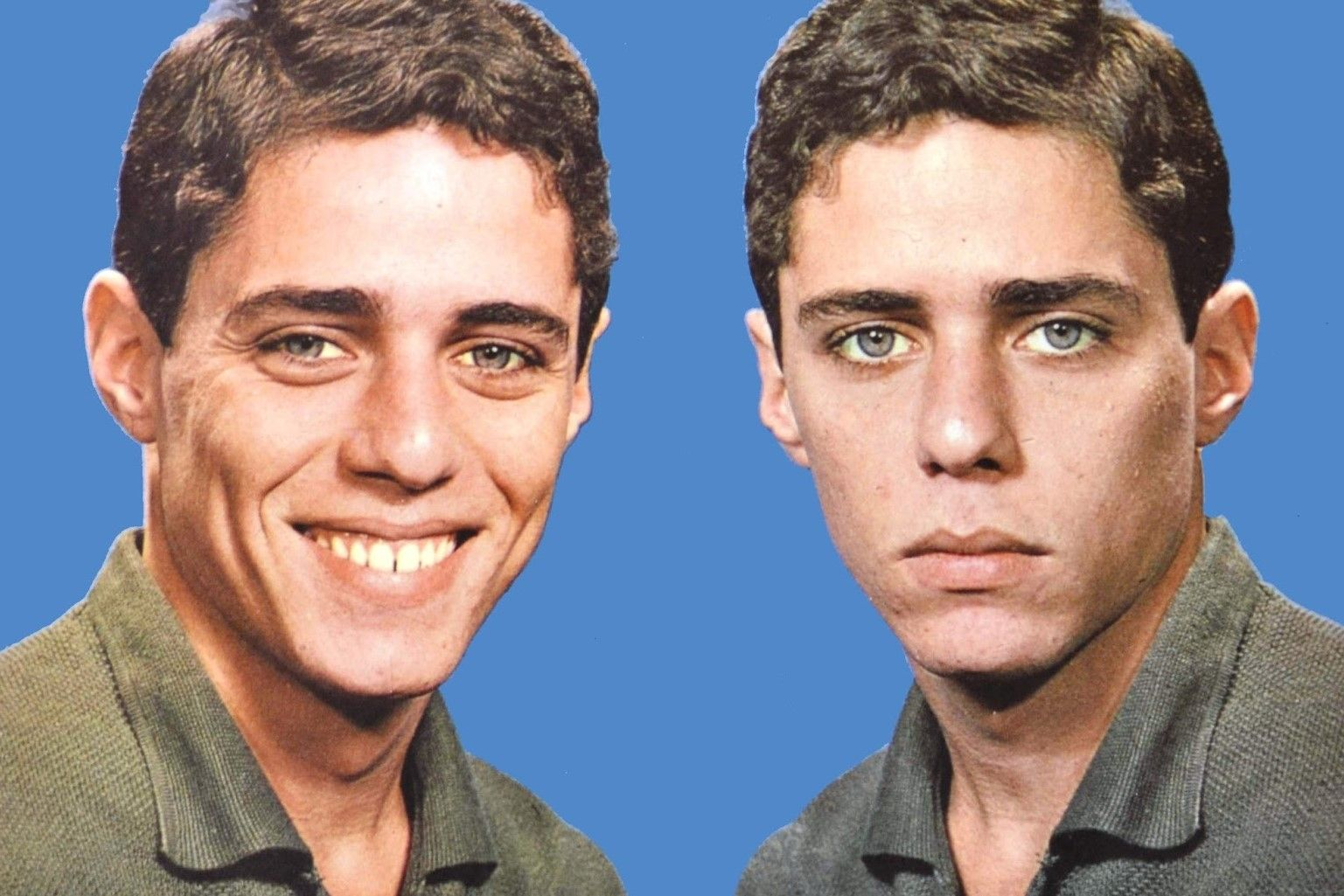Chico Buarque demonstrating the effects of this show