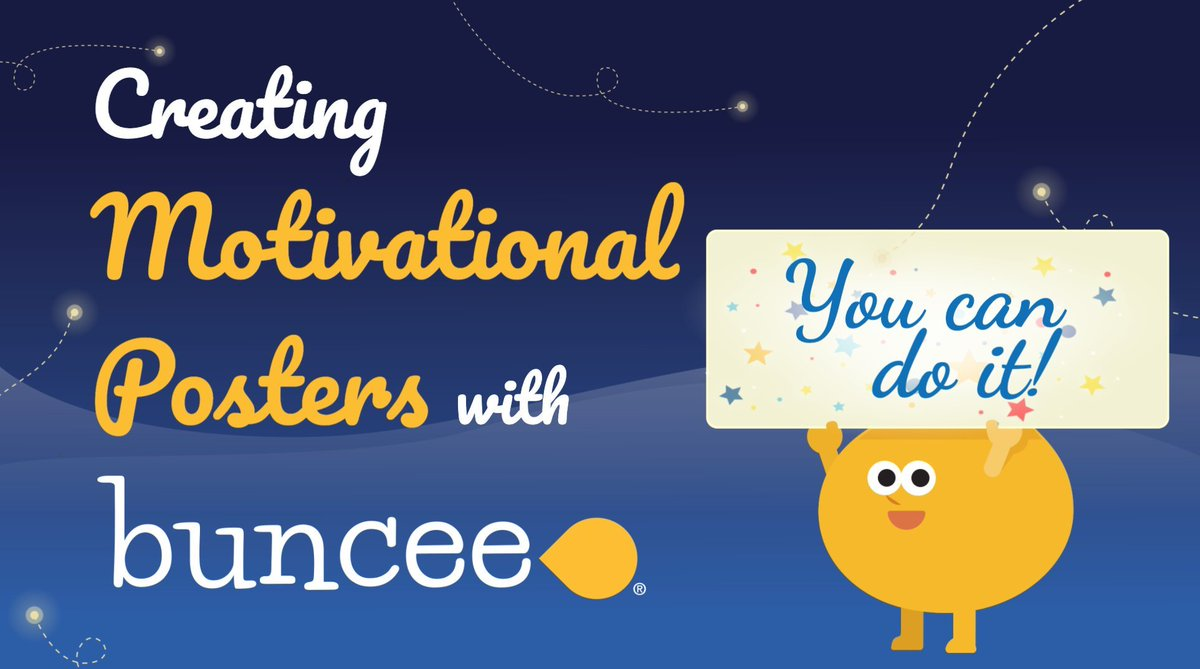 Looking for some new ideas? Explore the motivational posters and all of the templates available through @Buncee https://t.co/DH3CljQ1JV via @Buncee Blog #education #edchat #k12 #distancelearning #teaching #edtech #elemchat https://t.co/OeTNlEFG0c