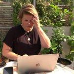 Image for the Tweet beginning: Corona-klausuler spreder sig: Sara risikerer