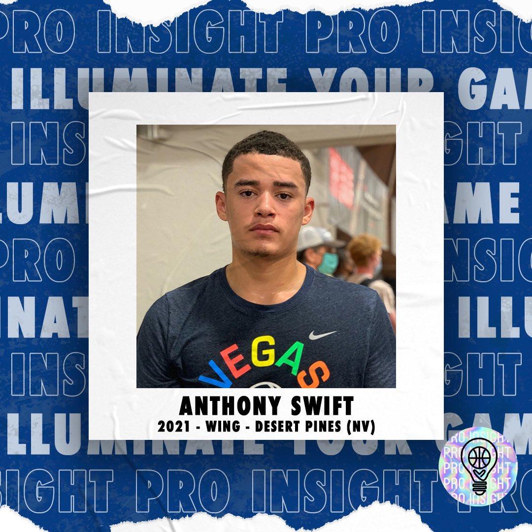 💡PI Player Spotlight: Anthony Swift https://t.co/H3cWqctXLI