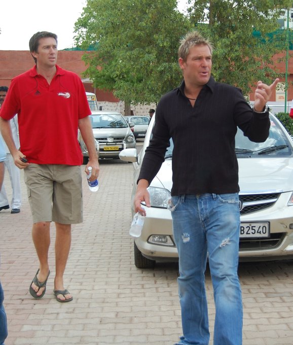 Happy Birthday Shane Warne! Wish you all that you wish for yourself!
