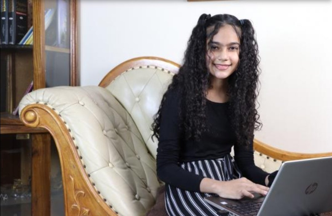 Maryam Latif is one of the finalists in the UNICEF #COVID19YouthChallenge. Determined to keep the elderly safe she designed an app that would enable them to stay at home while still accessing the basic supplies and services they need https://t.co/6HpoSXCIhp #PoweredBySFF https://t.co/cBzqeQ8Z0g