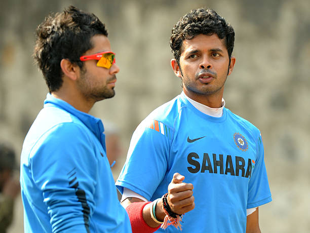 7 years ban for Sreesanth officially ended, he is free to play any kind of cricket in the country.