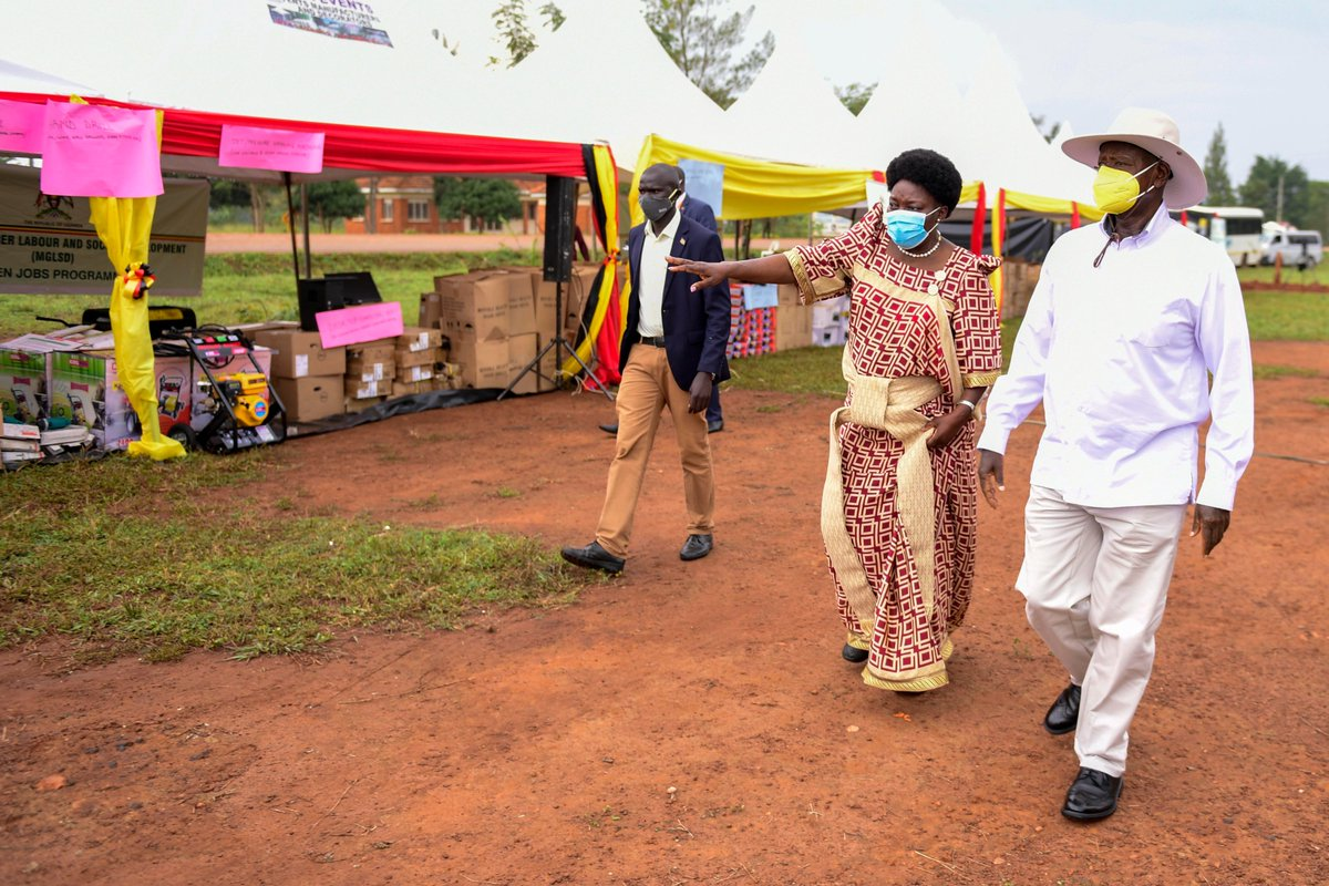 I congratulate Rt. Hon. Kadaga on her recent victories in the NRM party elections. I am glad thatshe is making a case for more resources to these youth empowerment schemes. This has been my position always and hope Parliament will fully back me.