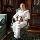 """Apparently Guo Wengui released a $0.99 anthem rock track """"Take Down the CCP"""" that overtook Cardi B to reach #1 on the iTunes chart on Sept 10. It's still top 50:  https://t.co/jcVYZAR7VB https://t.co/iu8sY5ehIu"""