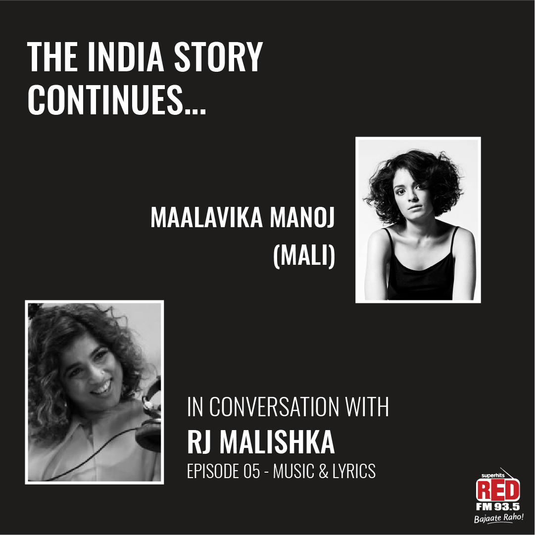 The India Story Continues Ep05 - A Journey into the world of Music and Lyrics with the super-talented and versatile singer songwriter @Malimanojmusic and @mymalishka . A candid interview with the artist at #RedFMPodcasts streaming now - https://t.co/vCuoBLlo06  @the_india_story https://t.co/6IMFSV1if3