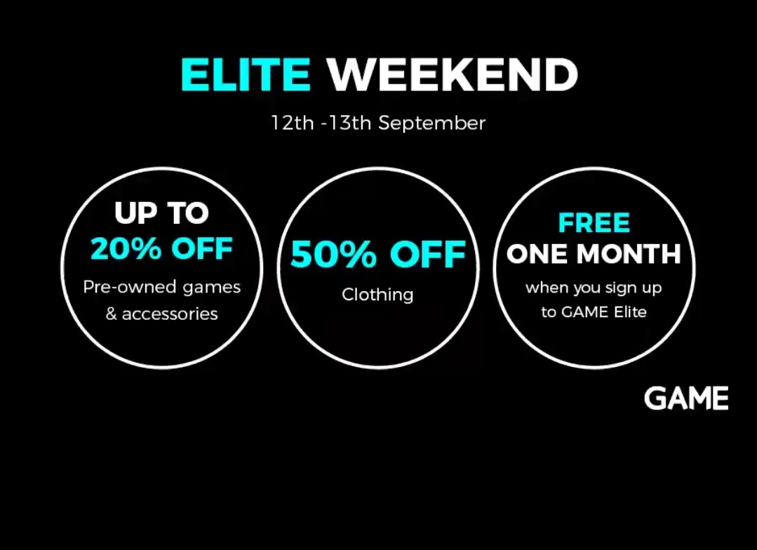 Hurry!! Last day of our weekends amazing elite offers 🤗 https://t.co/ACDvpvmfZx