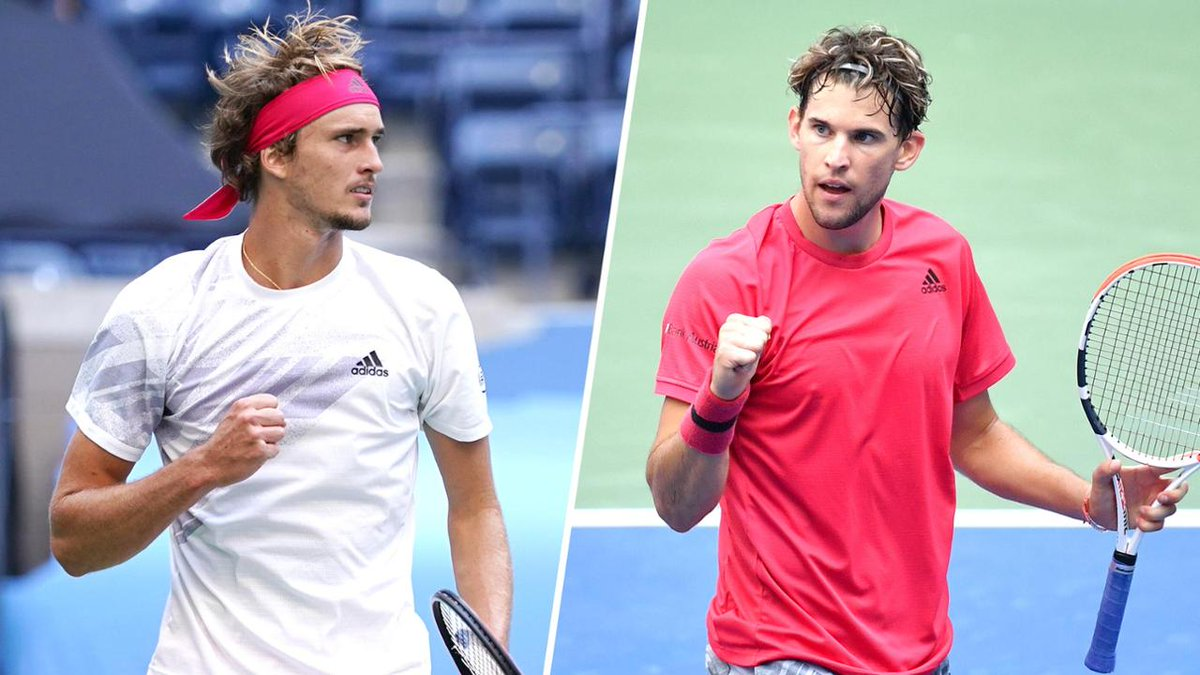 #USOpen men's final preview: Zverev and Thiem are both looking to win their first major   https://t.co/vaKoHr2ujv https://t.co/bFSPcJZ9B7