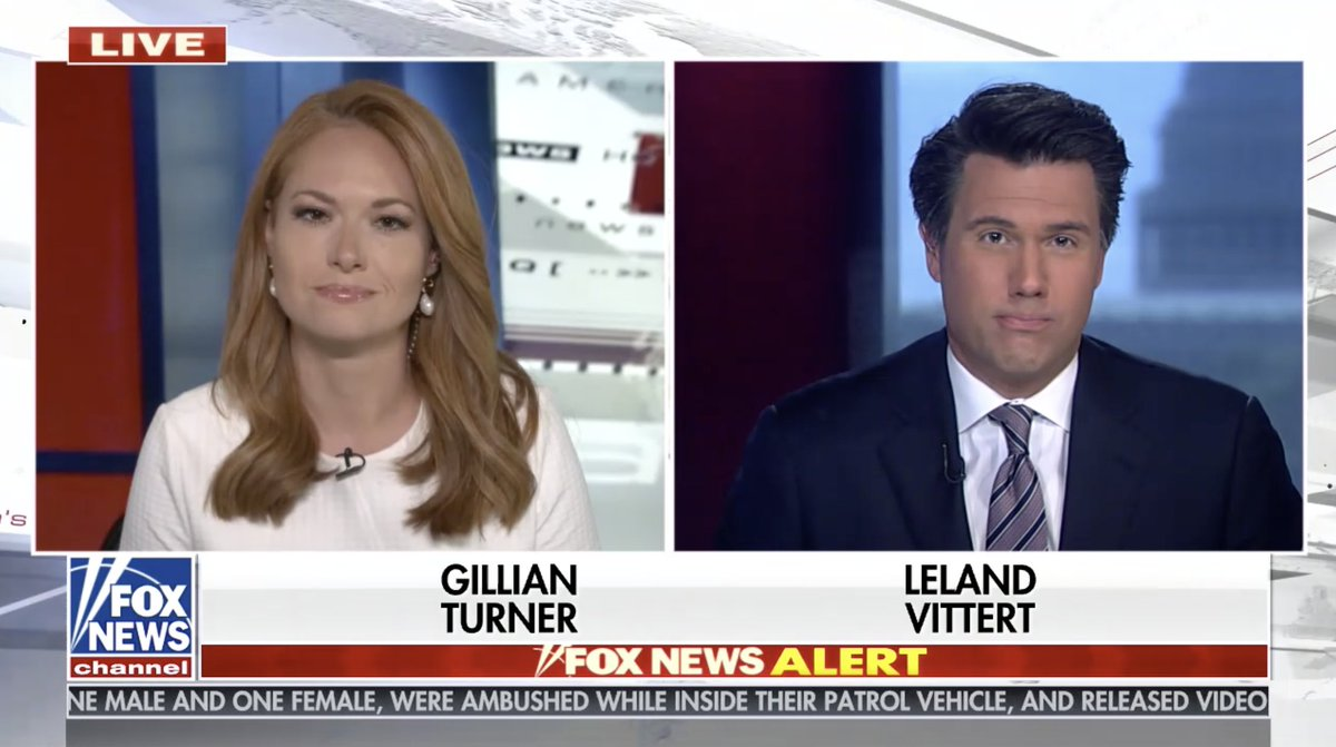 It's one o'clock in the East, 10am in the West, and in our nation's capital @GillianHTurner joins @LelandVittert to bring you an hour of news from all the far-flung corners of the globe. America's News HQ is LIVE, now! https://t.co/8z7uIncQ8e