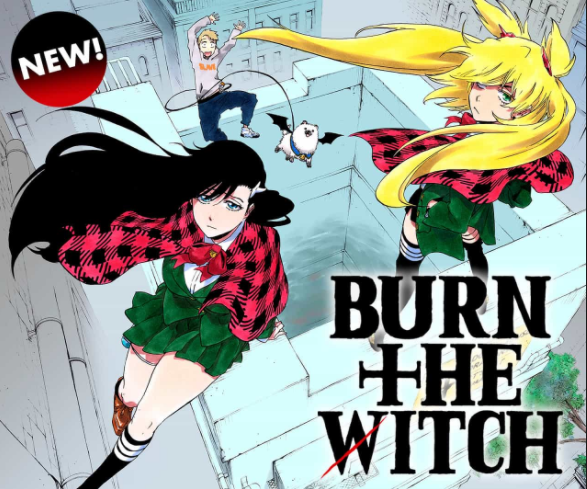 BURN THE WITCH Manga's Season 2 coming soon