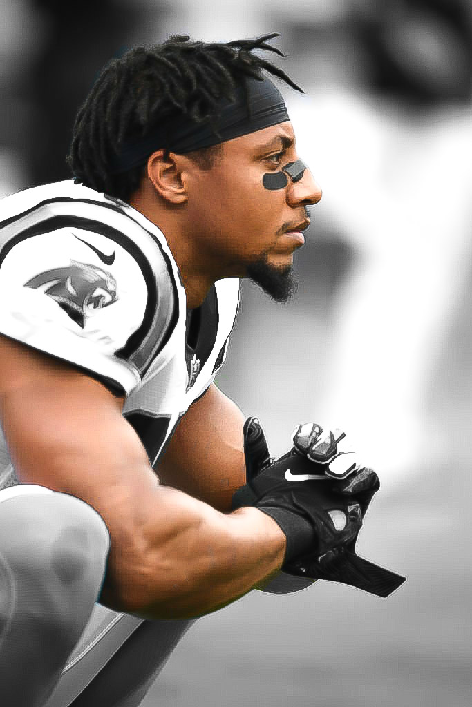 With 130 tacklesand 4 sacks, both @Panthers records for any defensive back, @E_Reid35 was still released. His97 solo tackles tied for 3rd in the #NFL last season and his 130 total tackles were2nd in the NFL amongst all defensive backs. And yet, still unsigned.  #BringBackEric https://t.co/TOVus25eUS