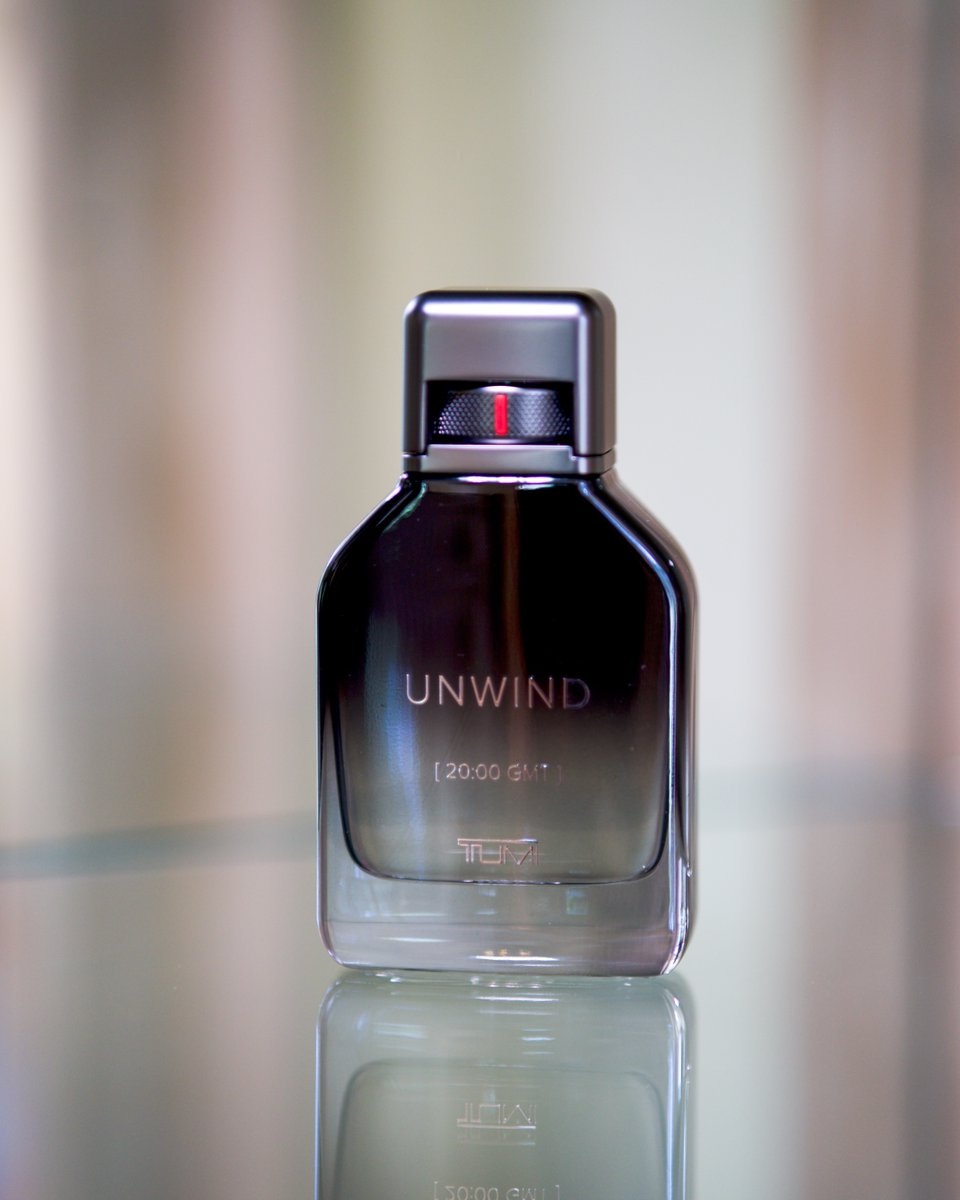 UNWIND [20:00 GMT] crafted for the contemporary man. #PerfectingTheJourney https://t.co/KYC3WrPdMA