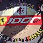 💐Grazie al Comune di Scarperia e ai suoi cittadini e commercianti per il tributo 💐 @ScarpSanPie  #essereFerrari🔴 #SF1000GP #TuscanGP