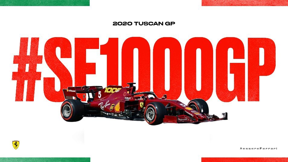 Another Safety Car & Red Flag! Only 13 Cars left on lap 8 #Tifosi #TuscanGP #essereFerrari #Ferrari #SF1000 #Charles16 #Seb5 #CL16  #Tifosiclub #F1 #MonzaGP #liveyourferraripassion #Vettel #Maranello #forzaferrari  #Skysports https://t.co/tseT2zpF19