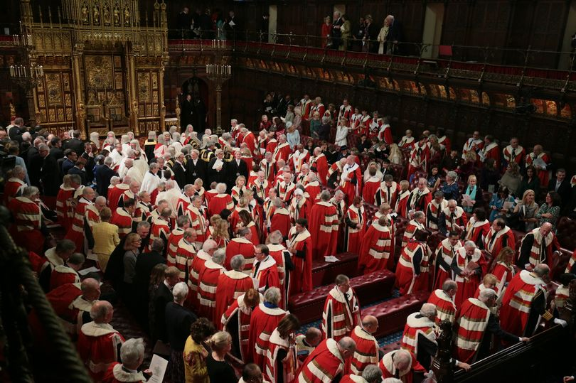 EXCLUSIVE: Peers begged for 'hardship fund' when Covid cut their allowance to £162 a day  https://t.co/QBospfc8Mq https://t.co/CDV4uTttcg