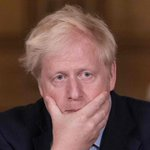 Image for the Tweet beginning: Boris Johnson beskyldes for at